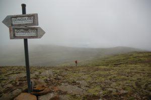 Gönguleið á Hengilssvæðinu
