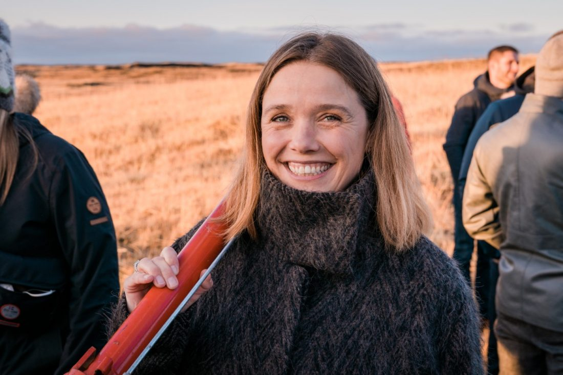 Berglind Rán Ólafsdóttir